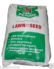 Kentucky 31 Lawn & field Tall Fescue Grass Seed 5 Pounds 98% Pure Seed