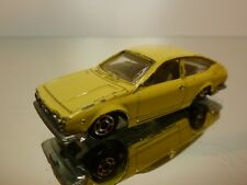 POLISTIL ART RJ48 ALFA ROMEO ALFETTA GT - YELLOW 1:66? - GOOD CONDITION