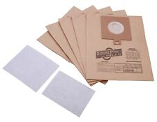 Vacuum Cleaner Paper Dust Bags Hoover 5PK & Filters Electrolux Z3319