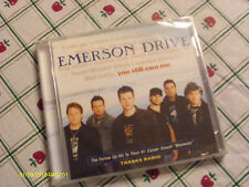 Emerson Drive You Still Own Me CD Single 2006