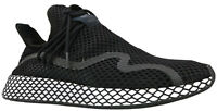 Adidas Originals Deerupt S Herren Sneaker Turnschuhe BD7879 schwarz Gr. 47 NEU