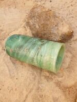 Rare Antique Ancient Roman Egyptian Glass Cup Drinking Ancient Glass 30 BC