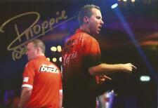 Darts: Danny Noppert 'Noppie' Signed 6x4 Action Photo+Coa