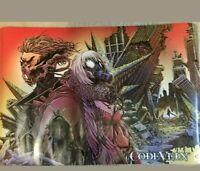 "Code Vein Poster 36x24"" Brand New Promo Poster Rare"