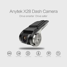 Anytek X28 Full HD 1080P Mini Hidden Car DVR Camera Video Recorder WiFi Dash Cam