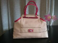 Guess handbag women's pink large capacity