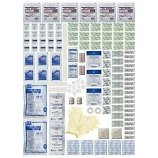 IFAK Individual First Aid Kit Refill, 165 Piece Edition