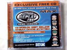64673 Action Replay CDX Demo DC-UK Magazine - Sega Dreamcast (2000)