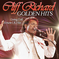 CD Cliff Richard Golden Hits 2CDs including Living Doll And More Hits