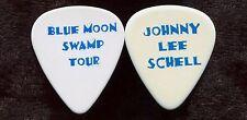 JOHN FOGERTY 1997 Swamp Tour Guitar Pick!!! JOHNNY SCHELL custom concert stage