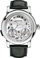 Brand New MontBlanc Nicolas Rieussec Chronograph Men's Watch for Sale 106595
