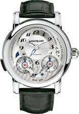 BRAND NEW MONTBLANC NICOLAS RIUSSEC 106595 CHRONOGRAPH AUTOMATIC MENS WATCH
