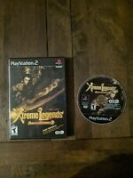 Dynasty Warriors 3: Xtreme Legends, CASE&GAME TESTED (Sony PlayStation 2, 2003)