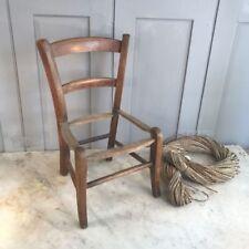 Wooden Restoration Original Antique Chairs