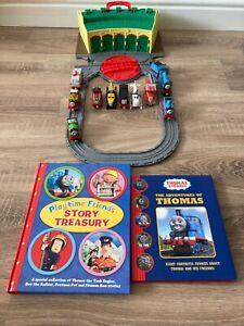 Take N Play Tidmouth Shed 10 Trains Starter Set Thomas Tank Engine Friend Toy