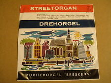 ORGAN 45T SINGLE / MORTIER-ORGEL UIT BRESKENS - MEDLEY N° 34
