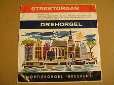 ORGAN 45T SINGLE / MORTIER-ORGEL UIT BRESKENS - MEDLEY N° 34