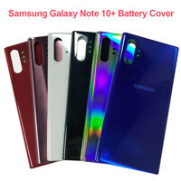 For Samsung Galaxy Note10+ Plus OEM Replacement Back Glass Battery Door Cover