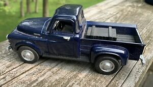 New Ray Diecast 1952 Dodge Pickup Truck 1/32 scale Midnight Blue