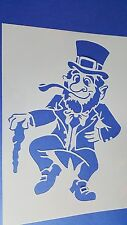 Schablonen 261 Mann Wandtattoos Stencil Wandbilder Airbrush Wanddekoration Mylar
