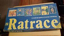 Vintage 1974 Ratrace House Of Board Games Waddingtons Social Success Finance htf