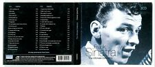 DOUBLE 2 CD ★ FRANK SINATRA THE ULTIMATE COLLECTION ★ ALBUM 40 TITRES ANNEE 2006