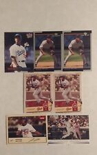 Adrian Beltre Baseball Card Mixed Lot approx 7 cards