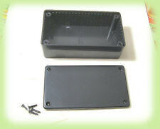 PROJECT BOX ENCLOSURE PLASTIC CASE For 6 Volt Battery or Other Purpose.