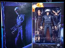 """Neca Terminator 2 - Ultimate t-1000 - Motocicleta COP 7"""" FIGURA DE ACCIÓN -"""