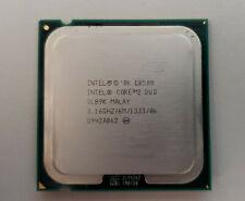 Intel Core 2 Duo CPU E8500 6M Cache, 3.16 GHz, 1333 MHz FSB Socket 775 SLB9K