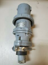 Russellstoll Plug Ds6516mp 60a 120208v