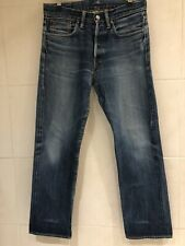 RRL  Selvedge  Denim ~Mens Jeans 30/30