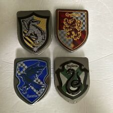 Harry Potter House Crests Collectible Tins & Jelly Beans Set of 4 - Brand New