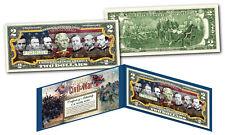 Union Generals of the American Civil War Genuine Legal Tender U.S. $2 Bill Grant