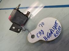 1970 Dodge Charger Hideaway Headlight Door Relay USED ORIGINAL TESTED and RARE!!