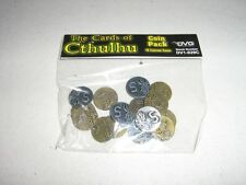 Cards of Cthulhu Coin Pack (New)