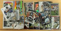 (DREW BREES) (20 Count) (FOOTBALL CARDS) No Duplicates! GOAT Retired !!!