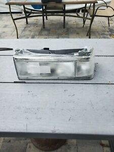 Honda Crx 88-91 Clear Taillight Nos