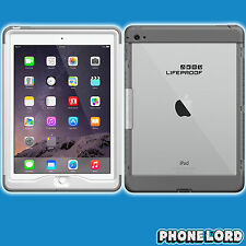 Genuine Lifeproof Nüüd waterproof iPad Air 2 Case tough new WHITE