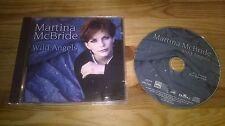 CD Pop Martina McBride - Wild Angels (11 Song) BMG MARLBORO