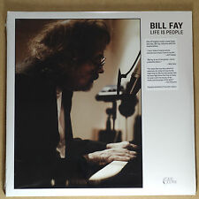 BILL FAY - Life is People **Vinyl-2LP**Incl. MP3-Code**NEW**sealed**