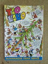 Tio Vivo Almanaque Para 1973. Editorial Bruguera.1973