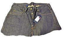 G Star Raw Essentials ! Selvage Denim Jeans US Lumber Straight. W34/L32 !