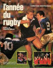 L'année du Rugby-Francesa Rugby anual (no15) 1987