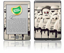 Amazon Kindle 4 Ebook Reader-Lego Storm Trooper Piel pegatina cubierta