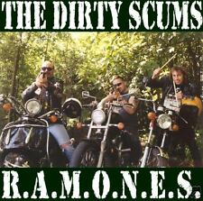 PunkCD - THE DIRTY SCUMS: R.A.M.O.N.E.S. (26 punksongs)