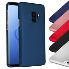 Hard Case for Samsung Galaxy Protection Cover Metallic matt colors Bumper TPU