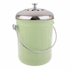 Appetito 4329G 5L Compost Bin - Green