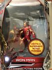 Iron Man 3.5 Chanel Flying Figure Infrared Helicopter