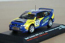 altaya/ixo 1/43   seat  cordoba wrc evo 3  rally catalunya-costa brava 2001 #21